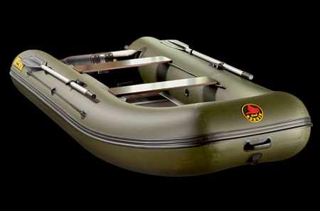 Компоновка надувной лодки «Норвик 330»
