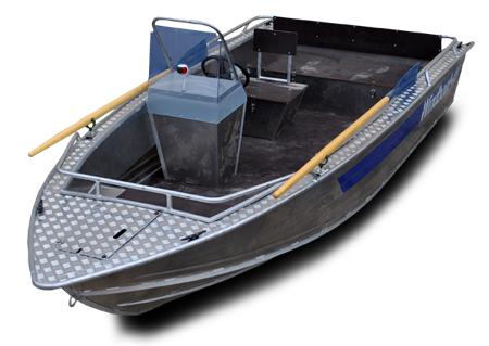 Лодка «Windboat 46C»