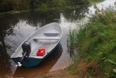 Компоновка лодки «Альтан 42»