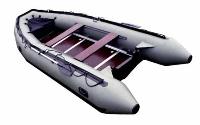Компоновка лодки «Лидер 500»