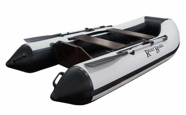 Компоновка лодки «RiverBoat RB-280»