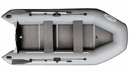 Компоновка надувной лодки Флинк 340