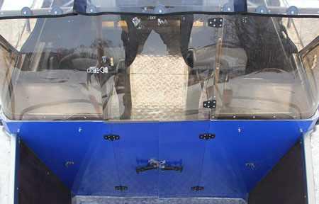 Консоли версии ЛКМ 510 Fishing Boat