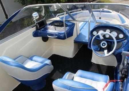 Консоли лодки Pragmatic Sprinter Star 610