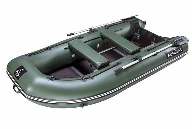Комплектация Classic лодки «Адмирал АМ-305»