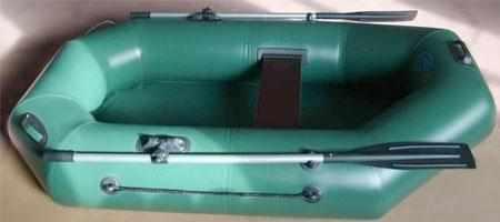 Корпус надувной лодки «Волга 220»