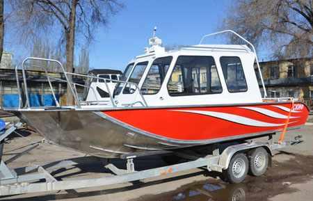 Корпус лодки «Рекорд 700»