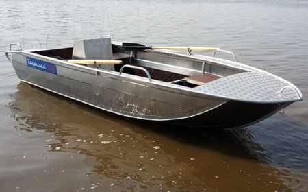 Рыболовная модификация «Тактика 420 Fish»