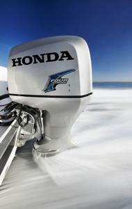 Подвесной лодочный мотор Honda BF40 с дистанционным управлением