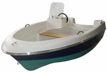 Компоновка лодки «Легант 350»