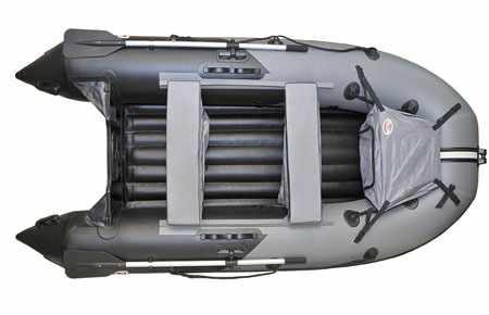 Лиман 300 с надувным дном низкого давления