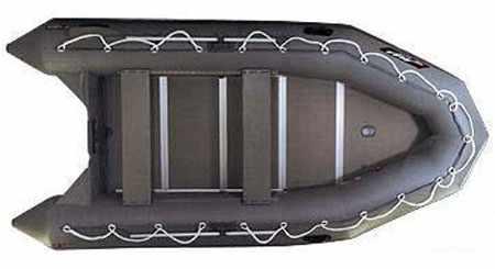 Конструкция надувной лодки «Фаворит F-450»