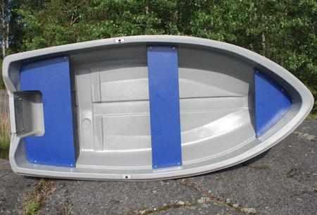 Компоновка лодки «DeltaMarine 310»