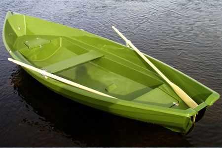 Компоновка лодки «Стрингер 500 Форель»