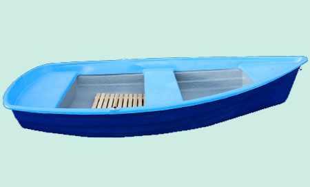 Корпус лодки «Двина 2»