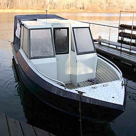 Рабочая модификация «Amadeus 6 Cabin»
