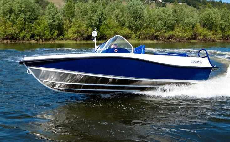 Лодка Салют Navigator 525