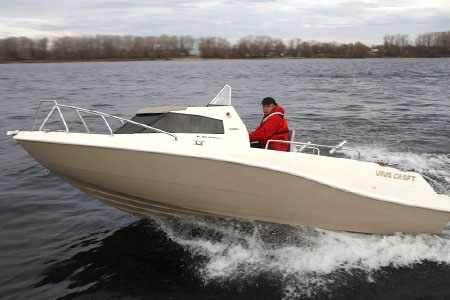 Стеклопластиковая лодка «Viva Craft VC180HT»