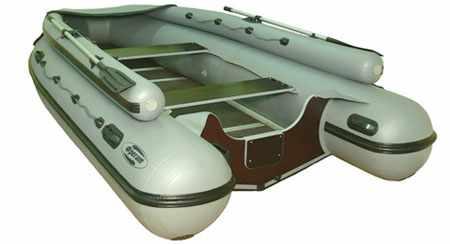 Корма версии «Фрегат М 430 F»