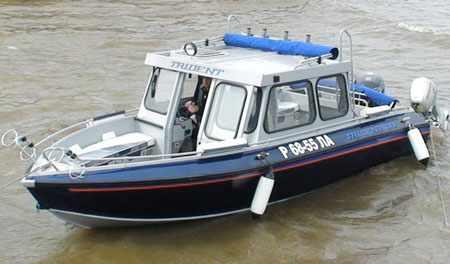 Каютный вариант «Trident 620 С»