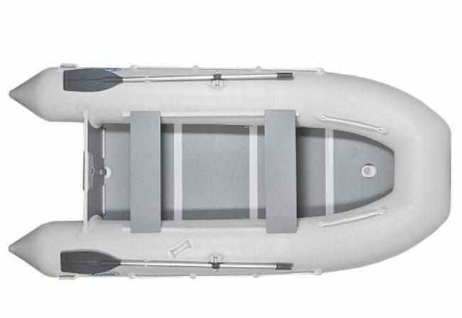 Компоновка надувной лодки «Beluga Silver 330»