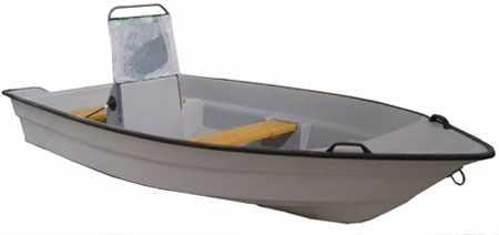 Лодка «Lokki 410» в версии Эконом