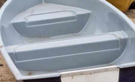 Базовая комплектация лодки SF 390