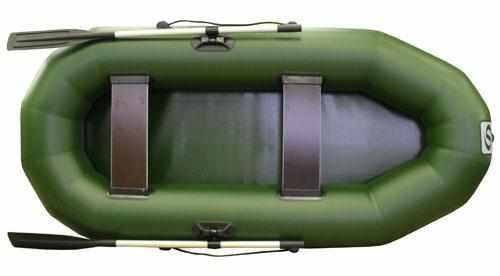 Конструкция надувной лодки «Фрегат М-2»