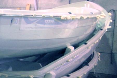 Корпус лодки «TERHI 475»