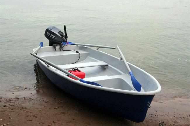 Конструкция лодки «Волга»