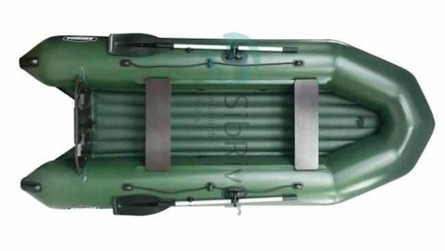 Компоновка ПВХ лодки «Бирюса 325 НД»
