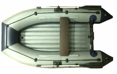 Компоновка надувной лодки «REKA R 290»