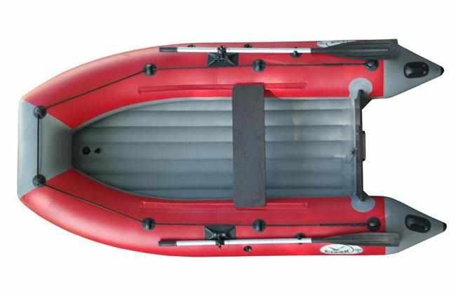 Компоновка надувной лодки «REKA R 285 m»