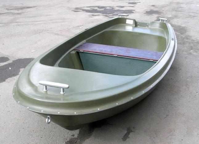 Корпус лодки «ЧелБот 360»