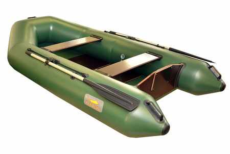 Надувая ПВХ лодка в комплектации P