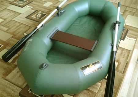 Компоновка лодки «Муссон R 200»