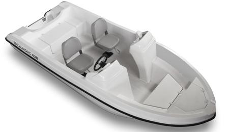 Катер «Scandic Havet 430»