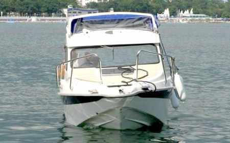 Рубка катера Стрингер 510Р