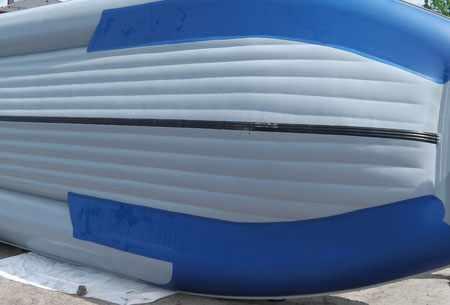 Надувное днище низкого давления лодки «Aquilon 600»