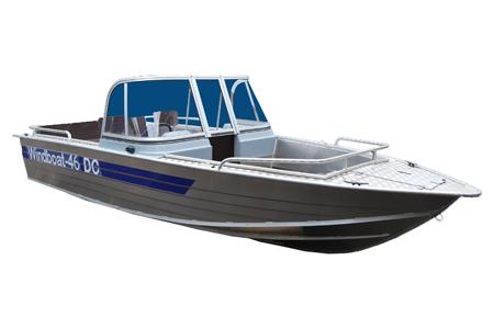 Лодка «Windboat 46DCM»