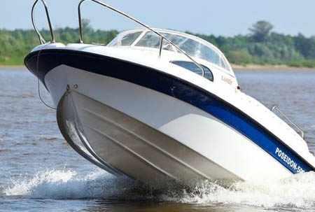 Корпус лодки Бестер 500