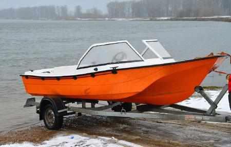 Базовая модель лодки «Чайка Т»
