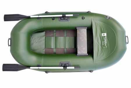 Лодка «Тайфун 1,5 СЛ» с реечной сланью