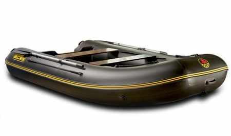 Корпус лодки «Норвик 340»