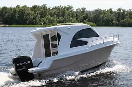 Модификация «Titan Cabin»