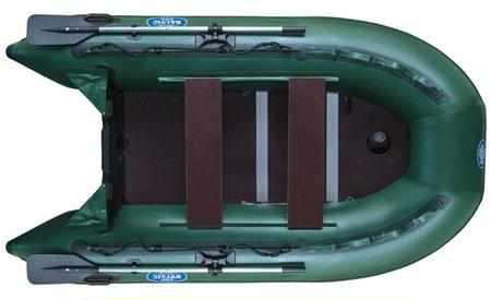 Компоновка лодки «Baltic Boats BB-270F»