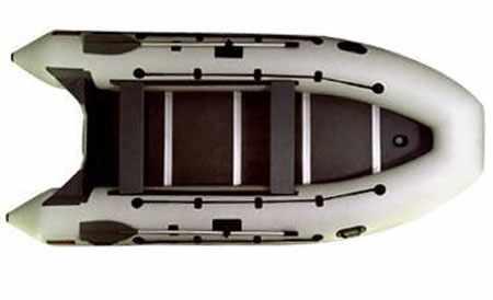Компоновка лодки Кайман N 380