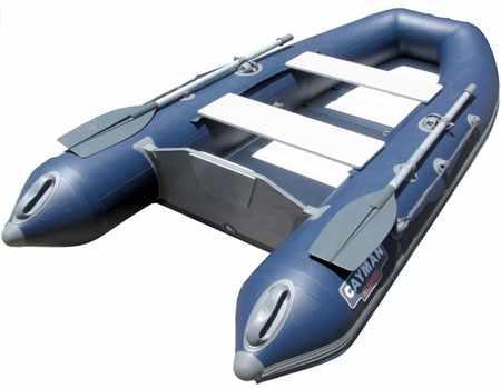 Компоновка надувной лодки Кайман 300