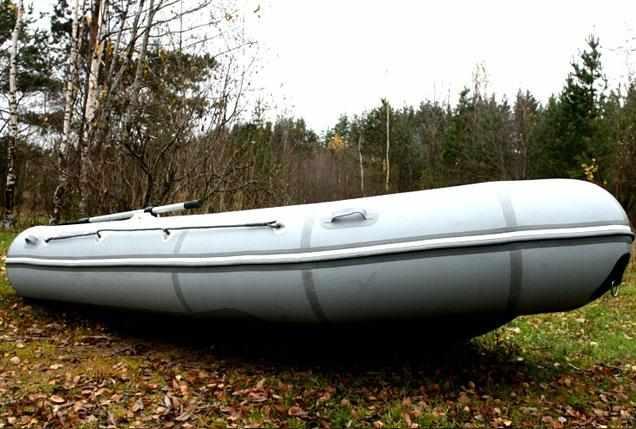 Баллон надувной лодки «Сибирь 3500»