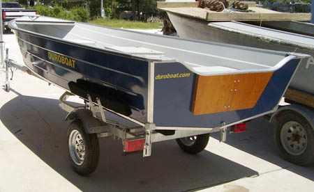 Компоновка лодки «Quickline 450»